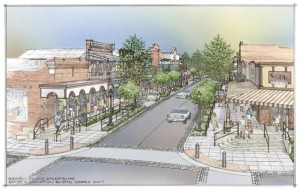 Historic Folsom Revitalization Plans